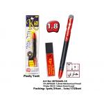 MPS8685-18 KIJO 1.8mm Mechanical Pencil Set