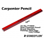P14840 Staedtler Carpenter Pencil