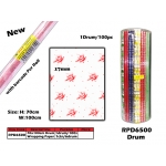 RPD6500 KIJO Drum Wrapping Paper