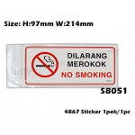 Signs Sticker