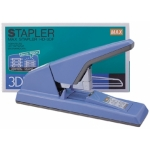 MAX Flat Clinch HD-3DF Stapler