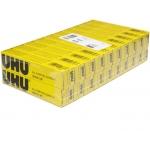 UHU 20ml All Purpose Adhesive Glue Art No:40756 No-12 20ml