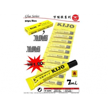 G2402 KIJO 7ml All Purpose Adhesive