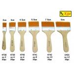 4738 Kijo Nylon Brush No2