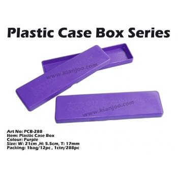 PCB-288 Plastic Case Box Purple