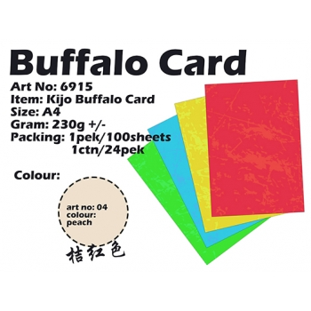 6915 Kijo Buffalo Card code: 04
