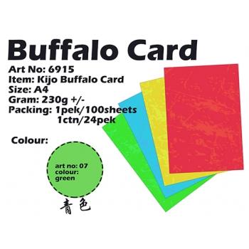 6915 Kijo Buffalo Card code: 07