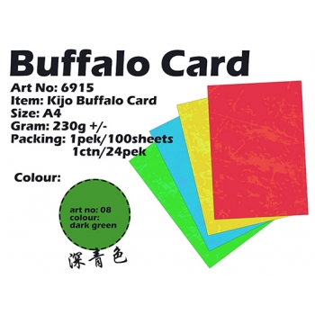 6915 Kijo Buffalo Card code: 08