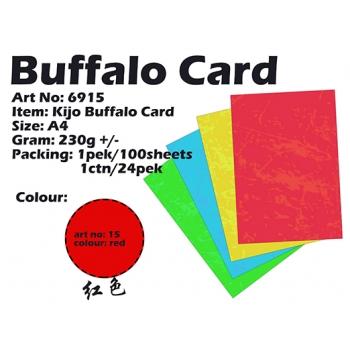 6915 Kijo Buffalo Card code: 15