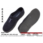 0217 Kijo Black Casual shoe