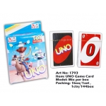 1793-15 UNO Game Card