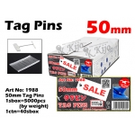 1988 50mm Tag Pins