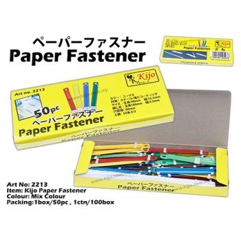 2213 Kijo Paper Fastener