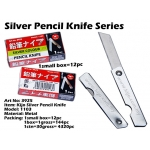 3925 Kijo Silver Pencil Knife