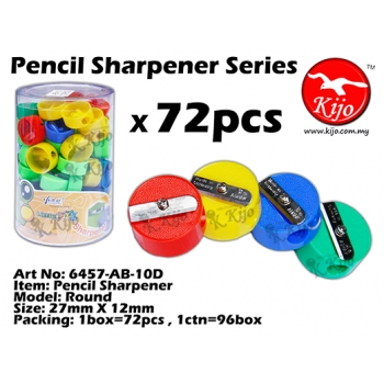 6457-AB-10D Pencil Sharpener