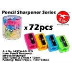 6457A-AB-12D Pencil Sharpener