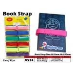 6531 KIJO Brand Book Strap Card Set