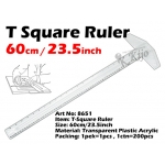 8651 T-Square Ruler 60cm