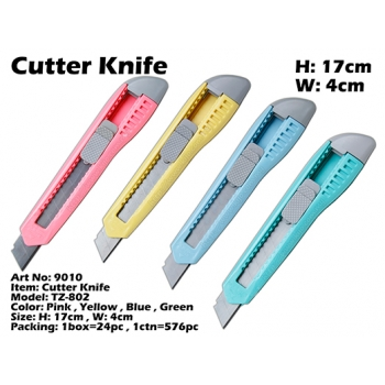 9010 TZ-802 Cutter Knife