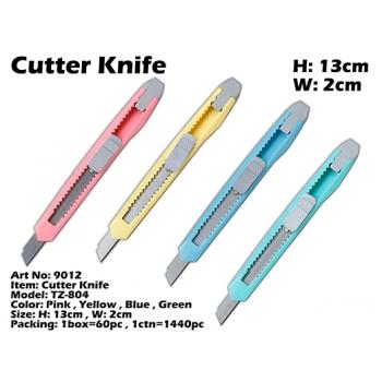 9012 TZ-804 Cutter Knife