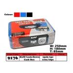 9176 KIJO Lock-Down Cash Box