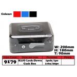 9179 KIJO Lock-Down Cash Box