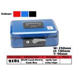 9181 KIJO Lock-Down Cash Box