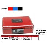 9182 KIJO Lock-Down Cash Box