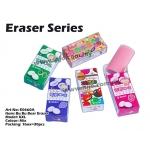 E0660A Bu Bu Bear Eraser
