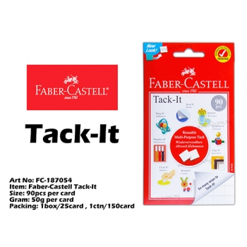 FC-187054 Faber-Castell Tack-It