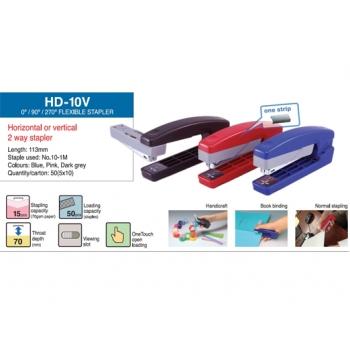 MAX HD-10V Stapler