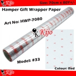 Hamper Gift Wrapper Paper HWP-7080-33