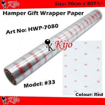 Hamper Gift Wrapper Paper HWP-7080-33