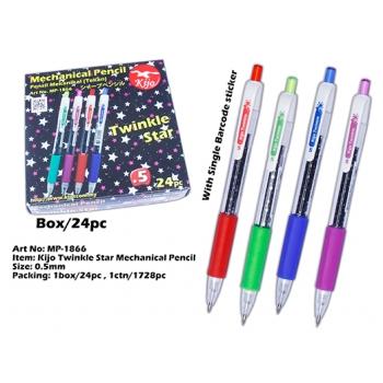 MP-1866 Kijo Twinkle Star Mechanical Pencil