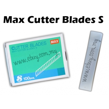MAX Cutter Blade S 10's