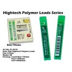 PL-5318 Kijo 0.7mm 2B Hightech Polymer Leads