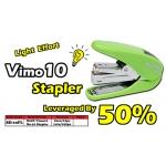 SD-10FL KIJO Light Effort Vimo 10 Stapler - Green