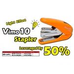 SD-10FL KIJO Light Effort Vimo 10 Stapler - Orange