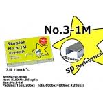 ST-9183 KIJO No.3-1M Staples