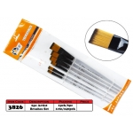 BR3826 KIJO 6pc 806 Artist Brush