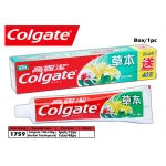 1759 Colgate Herbal Toothpaste 140g free 40g