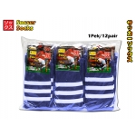 1929 KIJO Adult Soccer Socks - Dark Blue