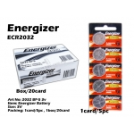 ECR-2032 Energizer Battery