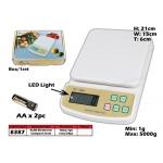8387 Kijo Electronic Compact Scale