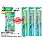 8396=3PCS Darlie Adult Toothbrush