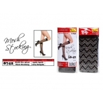 8742 KIJO No: 38-42 Mesh Stocking