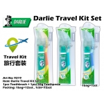 9319 Darlie Brand Travel Kit Set