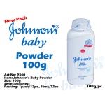 9340 Johnsons Baby Powder