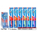 9361 Oral-B 3 Way Clean All Rounder 123 - Medium