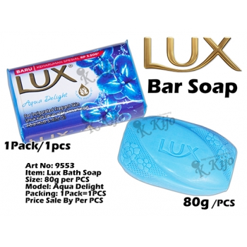 9553 Lux Bath Soap- Aqua Delight